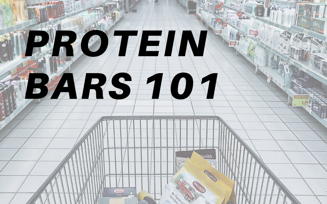"""Protein Bars 101"" by The Simple Interns"